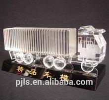 crystal car model for promotional gift
