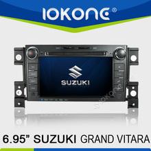 Special 7'' touch screen 2 din suzuki grand vitara car dvd gps navigation system