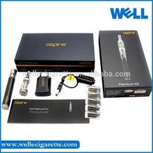 New arrival Aspire Nautilus Mini 2ml plus Aspire CF VV+ 1000mah Aspire premium kit