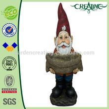 "22"" Hot Sales Garden Dwarfs Resin Craft Wholesale Gnomes"