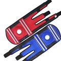 2014 venda quente dobradiça ajustável sustentação do joelho com quatro molas de ventilação buraco cinta de joelho
