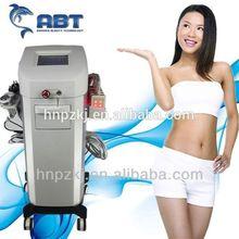 A combination of rf /vacuum / lipo laser / cavitation machine