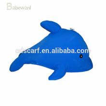 Custom Cheap sea animal Dolphin Plush Toys, sea animal plush toy