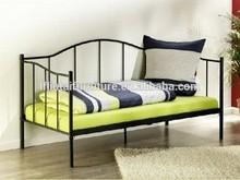 2014 bedroom furniture Metal single Day bed