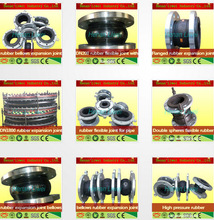 LIWEI EPDM rubber expansion joint