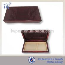 Gift Box Packaging Wooden Pen Box
