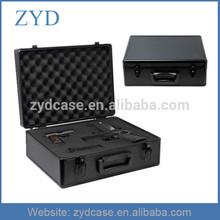 Professional Black Aluminum Gun Case ZYD-HZMgc005