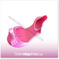 novo estilo de moda geléia sandálias sapatos para as mulheres