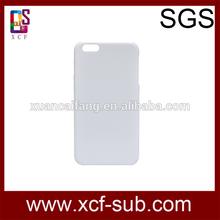 3d sublimation case for iphone6/plus,3d sublimation phone case,sublimation mold for 3d phone case
