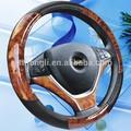 hl12a066 pvc madera dirección de auto cubierta de la rueda interior del coche kit de accesorios