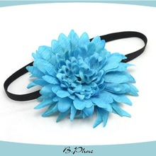 fashion customized indian flower headbands ladies headband