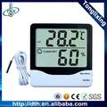 artículos para el hogar de la temperatura del aire y la humedad thermohygrograph tl8003b
