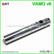 Top quality new design Vamo V6 kit, High end 20watt e cigarette Vamo v6