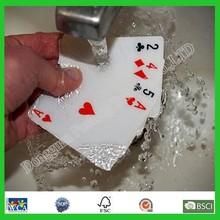 Standard Plastic Playing Card Designs