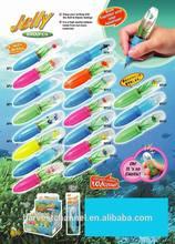 Custom promotion liquid ball pen