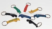 2014 plastci colorful ring bottle opener