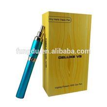 Deluxe V5 kit protable e-cigarette vaporizer pen ce new products electronic cigarette