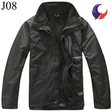 High quality windproof windbreaker mens winter custom band jackets J08