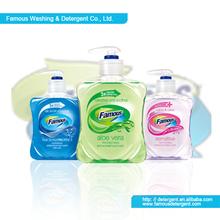 Famous 500ml liquid hand wash
