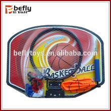 Wooden basketball board toy basketball hoop