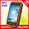 ALPS S09 IP68 Waterproof & Dustproof rugged Quad Core Android Smart Phone 4.2 NFC/PTT Dual SIM