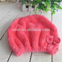 Microfibre Magic Dry Hair Quick Drying Towel Wrap Hat Bath
