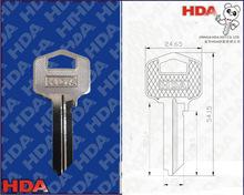 Cheap price (TESA) nickel blank key