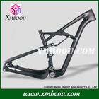 2014 new design 29er full suspension mtb carbon frame carbon frame