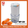 Multi-function food chopper for vegetable