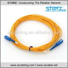 SC/LC/FC/ST SM Optical Fiber Patch Cord