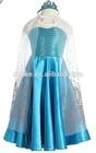 wholesale child dress, frozen dress for little girls