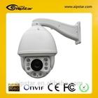 2.1Megapixel 18X PTZ 150-180M IR 360 Degree IP66 IP Camera, Vandal-proof Water-proof 1080P ONVIF High Speed Dome PTZ IP Camera