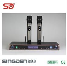 COLORFUL High quality UHF wireless microphone cheap wireless microphone SU2430