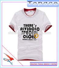 China custom two tone t shirt,T- shirt,T-shirt printing
