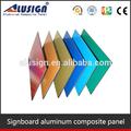alusign interni decorativi pannello composito in alluminio