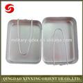 Deux pièces en aluminium de haute qualité chauffée gamelle/l'armée. alumimum cantine/gamelle cantine militaire