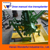 Wonderful 2014 hot sales mini manual rice transplanter in henan