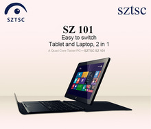 High Quality Windows 8 OS 10 Inch 2GB RAM 32GB Tablet PC with Keyboard and SIM Card