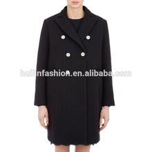 india wholesale clothing large collar coat women cut back business suit coat