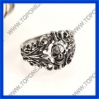2014 Perfect Steel Gothic Engagements Rings Supplied By China Best Factory