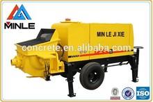 Concrete Pump with diesel engine PLC system MITSUBISHI Brand