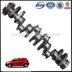 Diesel engine crankshaft and other customized engine crankshaft