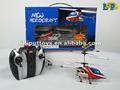 Ch 3 r/plano c,/r c helicóptero con la luz y giroscópicos para la venta hecha en china