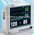 3-Ebene audio andvisual alarm Multi- parameter patientenmonitor für st Analyse