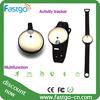 2014 china new innovative products black bluetooth smart wristband sport