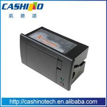 2014 CASHINO 58mm mini thermal receipt printer mirco panel printer compatible with ESC/POS command set