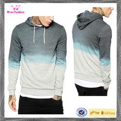 make your own tie dye mens fashion fleece hoodie