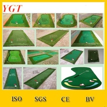 Hot sell portable golf putting green