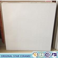 WHITE CERAMIC FLOOR TILE OS300