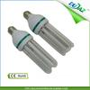 2014 hot sale energy saving CFL 220v 3U 5w 7w 9w led corn bulb light